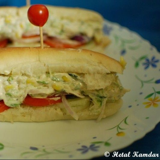Veg Subway Sandwich Recipe - Learn how to make Veg Subway Sandwich Step by Step, Prep Time, Cook Time. Find all ingredients and method to cook Veg Subway Sandwich with reviews.Veg Subway Sandwich Recipe by Hetal Kamdar