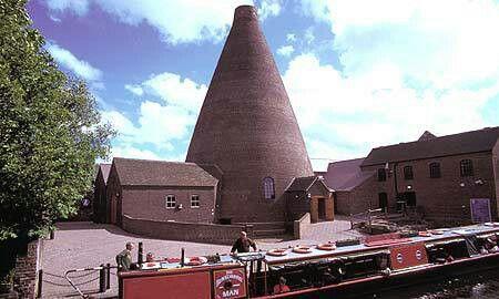 The Redhouse Glass Cone, Stourbridge