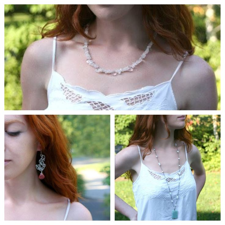 Attention #jewelry lovers!! Check out my sisters beautiful line http://www.etsy.com/shop/LunaLineJewelry