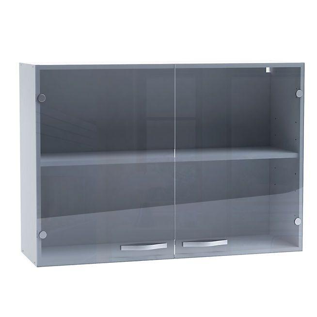 Verre pour porte de cuisine amazing meuble haut cuisine - Porte coulissante en verre pour cuisine ...