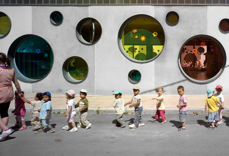 Gallery of Kindergarten 8Units Velez-Rubio / LosdelDesierto - 12