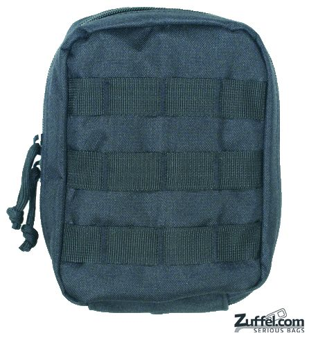 Voodoo Tactical - E.M.T Pouch - Black - Check out our collection of MOLLE Gear, MOLLE Pouches, Velcro Pouches, Tactical Pouches, MOLLE Tactical Gear, Modular Pouches, Modular MOLLE Pouches, Modular MOLLE Velcro Pouches, First Aid Pouches, Medical MOLLE Pouches, Molle Gadget Pouch, EMT Pouch, First Aid MOLLE pouches, M.O.L.L.E Compatible Gear, Airsoft MOLLE Pouches, Hydration Pouches, Munitions Pouches, Rip-away Pouches, Modular Gear, Utility and Dedicated Pouches.