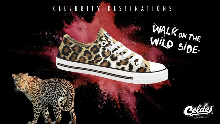 Walk on the wild side with Celdes!  Find yours here: www.celdes.com #ExploreCeldes #Explore #Africa