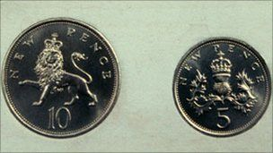 Coin change 'could cause more skin problems'