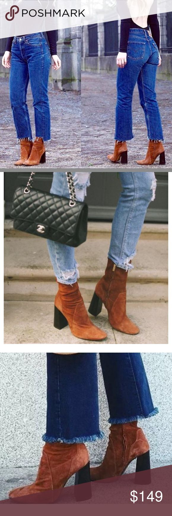 ZARA HIGH HEEL PREMIUM LEATHER SOCK BOOT BRAND NEW ZARA HIGH HEEL PREMIUM LEATHER SOCK BOOT BRAND NEW. GIVENCHY INSPIRED THIS SEASONS MUST HAVE RETRO VIBE ANKLE BOOTS. BLOGGERS FAV. Zara Shoes Ankle Boots & Booties