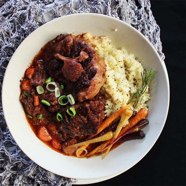 Fall-off-the-bone Oxtail