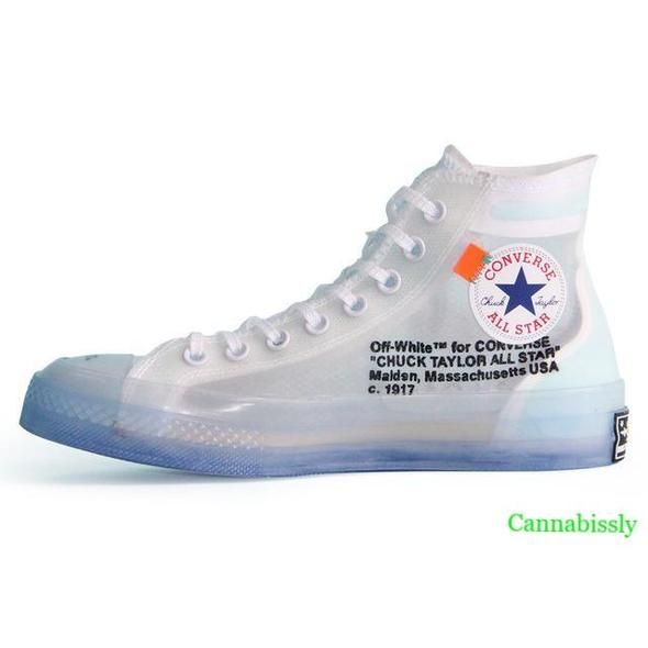 7b723d4ab9 NEW! Off White 70 Original x Converse All Stars, Vintage unisex ...
