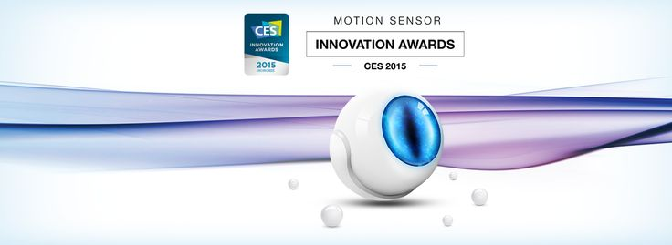 CES 2015 Innovation Awards goes to MotionSensor by FIBARO