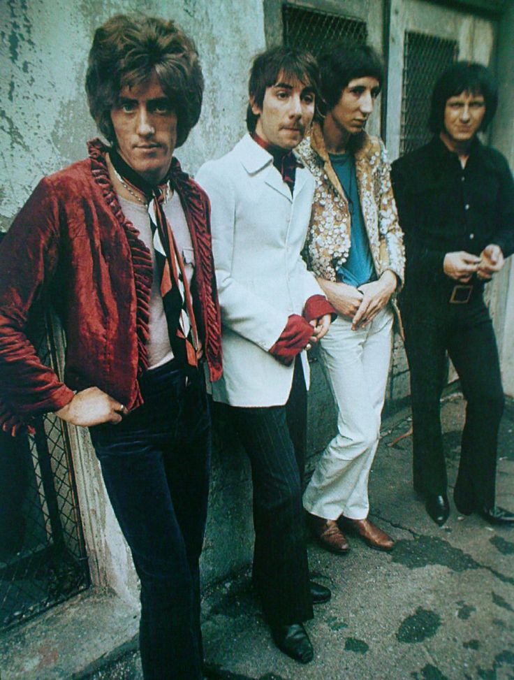 The Who by Jim Marshall