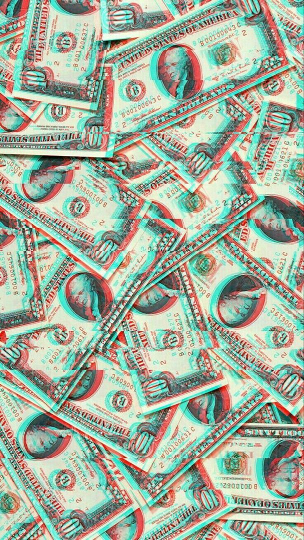 It Is All About Dollars Money Wallpaper Iphone Glitch Wallpaper Trippy Wallpaper