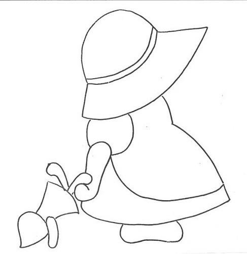 Sue w/ Sue doll ~ para patchcolagem