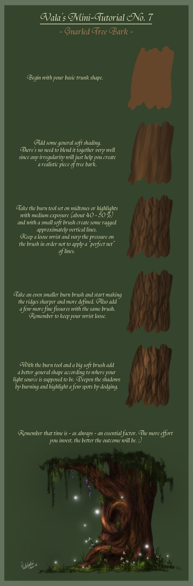 #Tree Mini-Tutorial No.7 -...