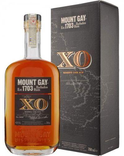 Mount Gay Xo 86