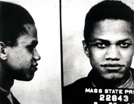 Young Malcolm...You can see it in his eyes