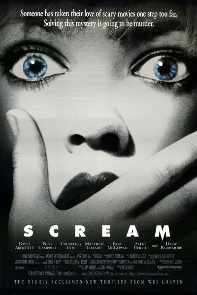 Director: Wes Craven  Writer: Kevin Williamson  Stars: Neve Campbell, Courteney Cox, David Arquette  Genres: Horror, Mystery        Scream (1996) Movie Watch Full Online:Vidzi    Watch Full    Scream (1996) Movie Watch Full Online:TheVideo    Watch Full    Scream (1996) Movie Watch Full Online:Speedplay    Watch Full    Scream (1996) Movie Watch Full