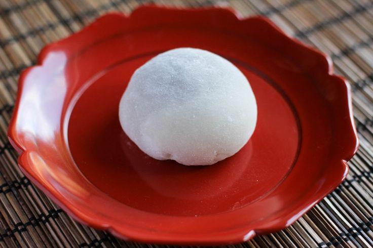 Sweet Mochi Recipe (Daifuku)