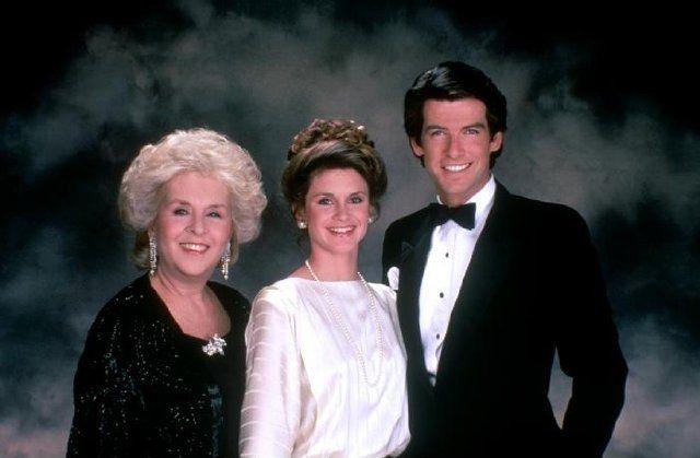 Remington Steele starring Pierce Brosnan, Stephanie Zimbalist and Doris Roberts (1982-1987)