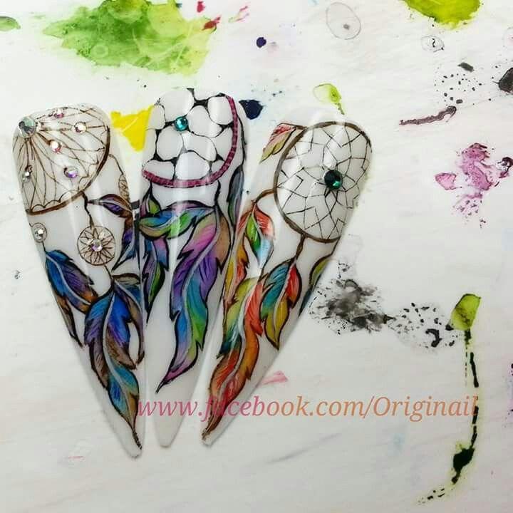 Acquerello nails