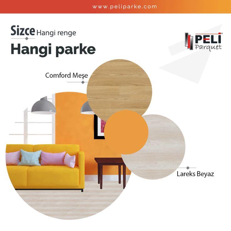Duvarları turuncu yapmaya kalkıştığınızda iki ayrı uçta ihtimal var. Ya rüya gibi bir oda olur ya da felaketle sonuçlanır. Güneşi, narenciyeyi, sıcağı temsil eden turuncu size neşe verebileceği gibi, doğru dekorasyon kuralları uygulanmazsa iç bayıcı ve göz yorucu olabilir. Odanızı turuncu ile hareketlendirirken, mobilya ve zeminin seçiminiz bu bıçak sırtı durumda en belirleyici etkenlerdir. Parkenizi soft ve açık renklerden seçmeniz önemli bir adım olacaktır.