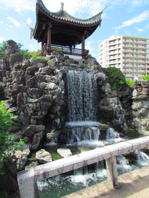 """Map It! Okinawa: """"The Fukushuen Chinese Garden in Naha"""""""