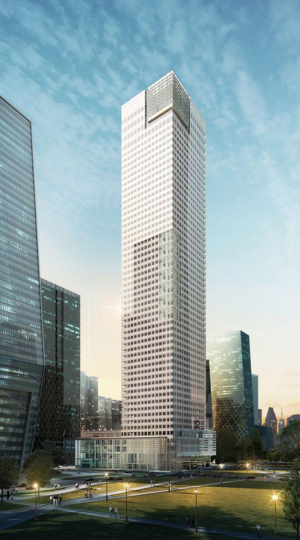 Samsung China Headquarters | SMDP (design architect); SYC (local architect) | Archinect