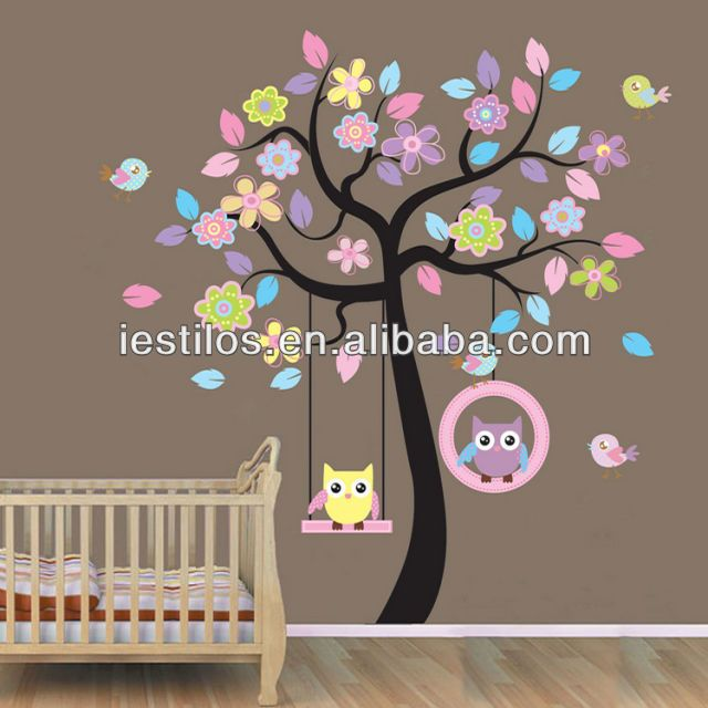 New arrival removable vinyl home decor wall decal $0.9~$1.5