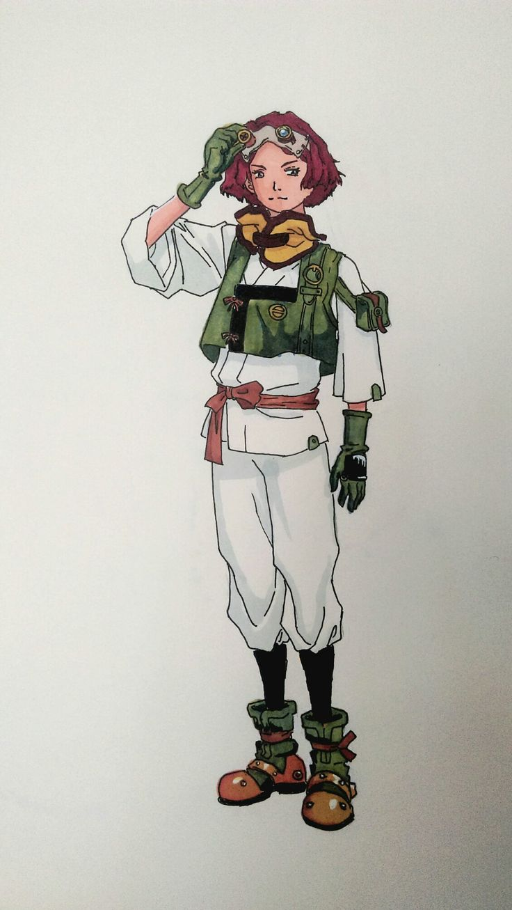 Yukina (Koutetsujou no Kabaneri)