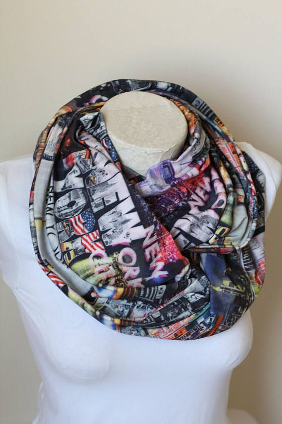 New York Scarf Nyc Scarf New York Gift Ideas Women Birthday Gifts New York Party New York Skyline Nyc New York City by dreamexpress from dreamexpress on Etsy. Find it now at http://ift.tt/2obsQiF!
