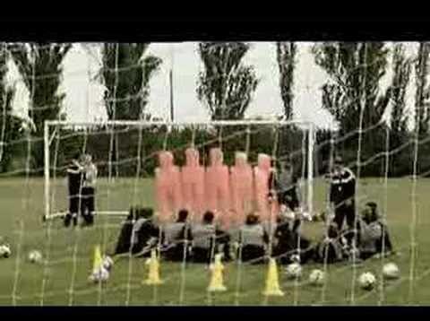 Soccer - Italian tactics for Euro 2004