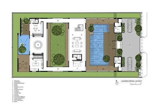 Ramsgate 6 / Wallflower Architecture + Design,Paisajismo