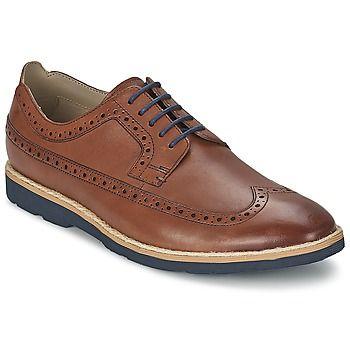 Παπούτσια πόλης Clarks GAMBESON LIMIT Brown 350x350