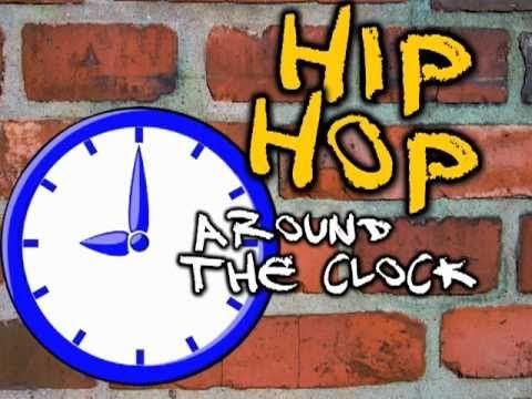 Hip Hop Around the Clock by Jack Hartmann