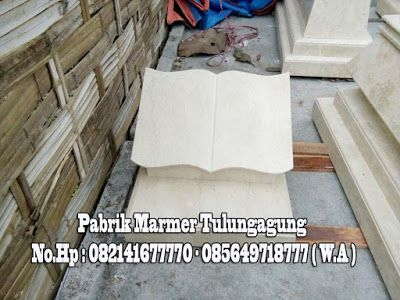 Pabrik Marmer Tulungagung || Harga Baru Marmer Lokal