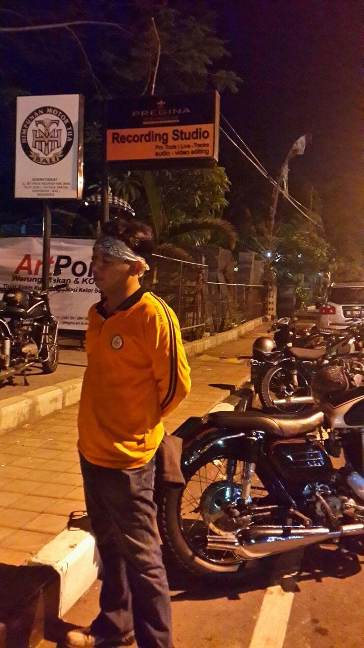at HMT Bali sekretariat