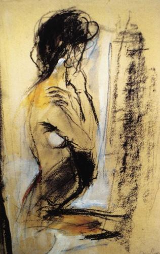 "Mina Papatheodorou Valyrakis: ""The Revelation"", 1994"