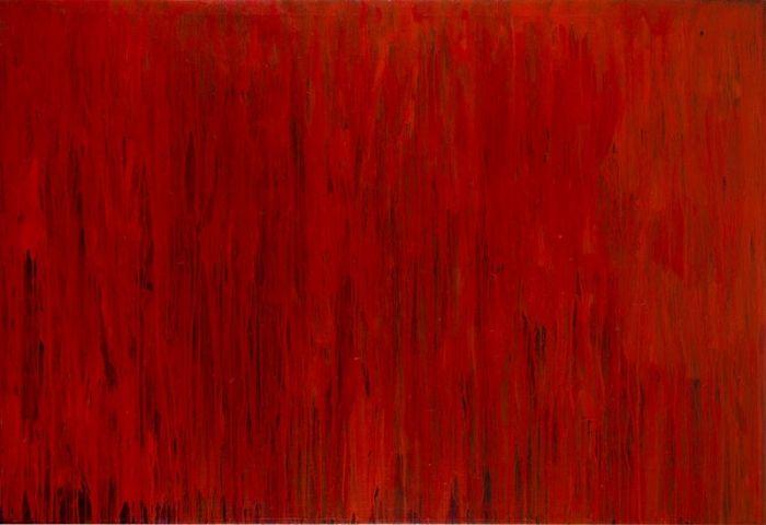 Leon Tarasewicz - Bez tytułu, 1988 r.