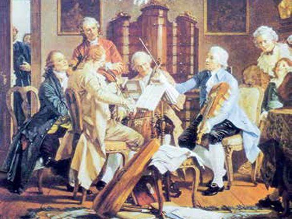 fue una orquesta muy famosa : Romantisismo   Neoclasicismo ...