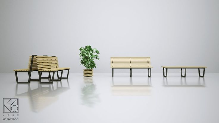Square modern planter - ideal for shopping centres...