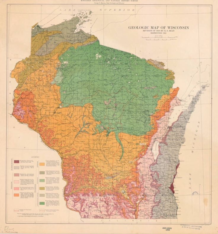 Old Wisconsin map 48 best Maps