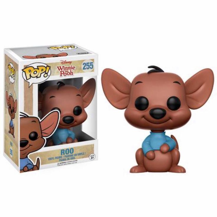 Roo Funko Pop Vinyl figure from Disney classic Winnie the Pooh Brought to you by Pop In A Box, the site Funko Pop! Vinyl shop