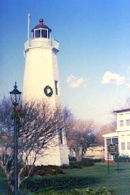 Old Point Comfort Light, Marks the northern entrance to Hampton Roads.