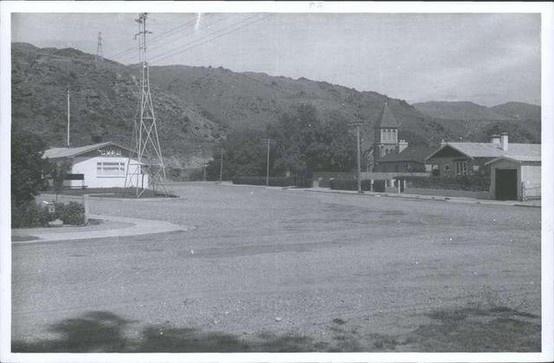 Corner Donegal, Killala & Blyth Streets 1975