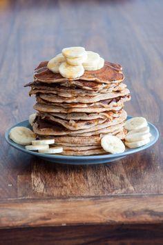 Pancakes Vollkorn