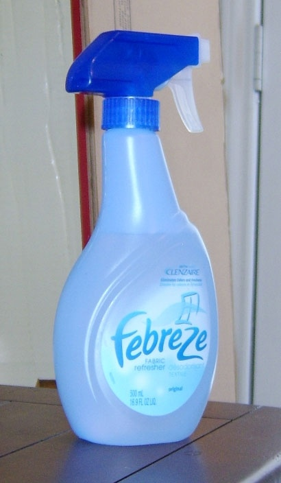 Homemade Frebreeze