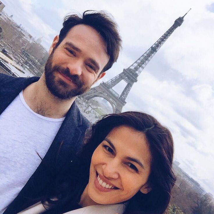 Aujourd'hui les rues de Paris sont bien gardées. #Daredevil #Elektra #Netflix…