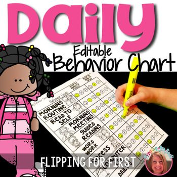 *11/16 Completely Updated!!A Best Seller! We all have a student that seems to set the temperature for the rest of the class. That student who doesn't respond to your Tier 1 classroom behavior plan. I have created charts for such a student that might need to work on specific behavior goals.This chart creates clear expectations and opens positive communication between the teacher, student, and parents!