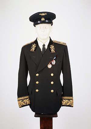 M1943 Parade Uniform  of Ambassador of the Soviet Diplomatic Corps  Andre Yanuravich Vishinsky
