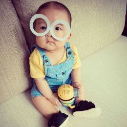 minion costume baby - Google Search
