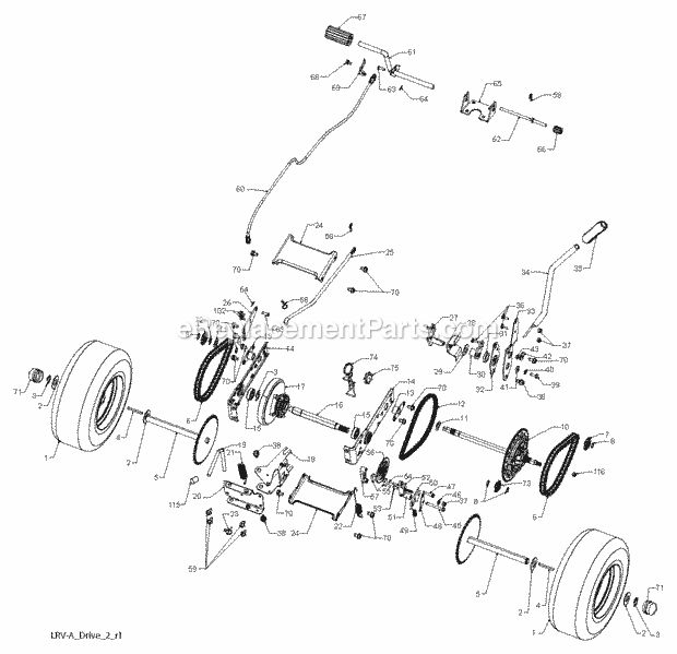 weed eater we261 (2011-08)(96022001002) lawn tractor ... green machine weed eater fuel filter weed eater wiring diagrams