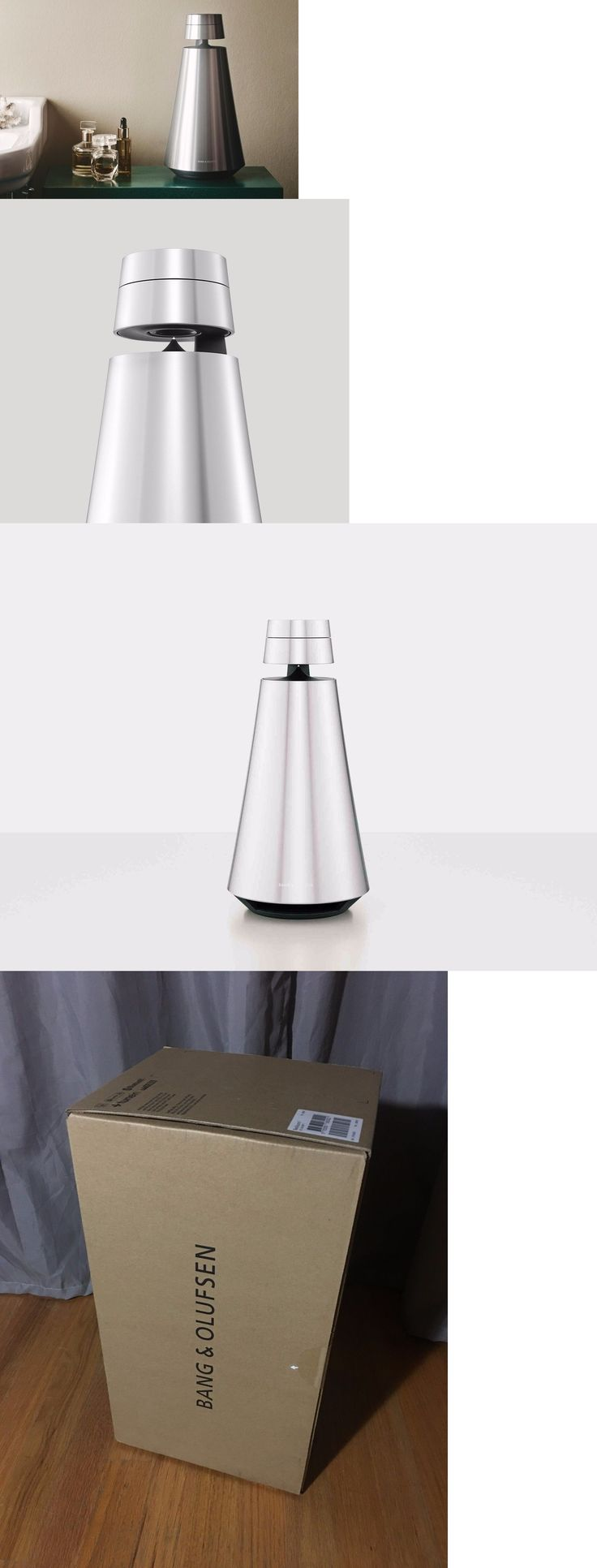 Compact And Shelf Stereos: Bang And Olufsen Beosound 1 Wireless Music  Speaker System | Brand